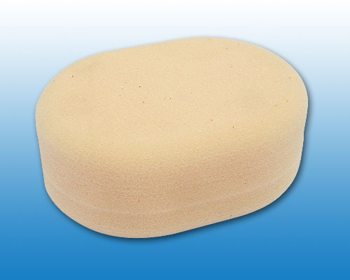 CSS-09 Car Wax Wave-Shaped Sponge
