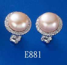 Pearl Earrings E881