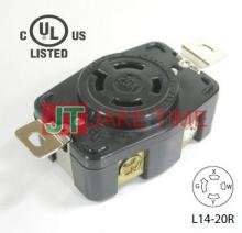 NEMA L14-20R Locking Receptacles